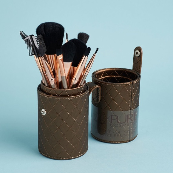 Pure Cosmetics Other - Pure Cosmetics Brush Set